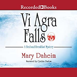 Vi Agra Falls: Bed-and-Breakfast Mysteries | [Mary Daheim]