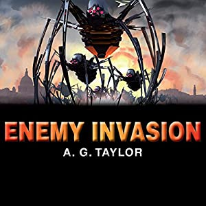 Enemy Invasion Audiobook