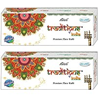 Ullas Traditions Of India Incense Sticks, 250 Gm, Set Of 2