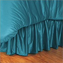 Carolina Panthers Jersey Bedskirt NFL