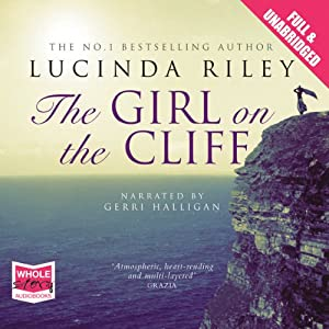 The Girl on the Cliff Audiobook