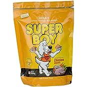Super Boy Chicken Flavour Dog Food, 500 Gm