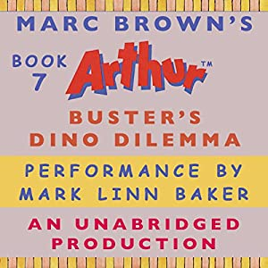 Buster's Dino Dilemma Audiobook