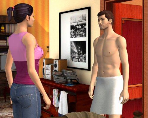 Секс в игре синглс