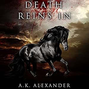 Death Reins In Audiobook