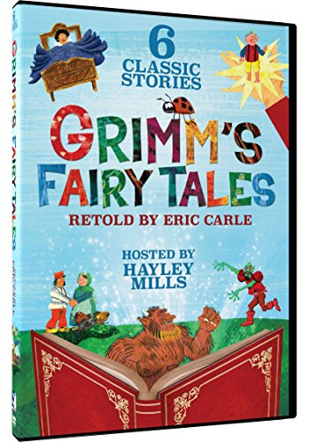 DVD : Grimm's Fairy Tale Theatre - 6 Classic Stories (DVD)