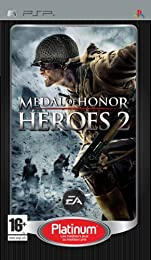 Medal Of Honor : Heroes 2 Platinum