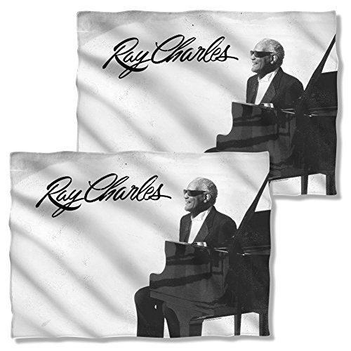 Ray Charles Sunny Front & Back Pillow Case RC117FBPLO