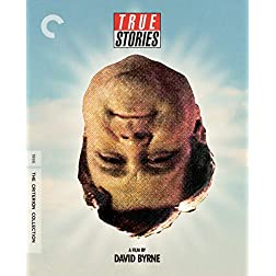 True Stories [Blu-ray]