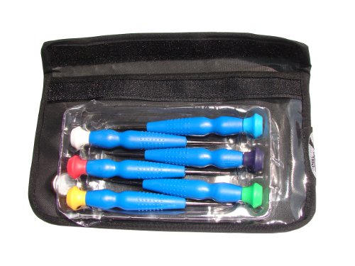 Silverhill Tools ATKS50 Pentalobe Screwdriver Set (6 Pieces)