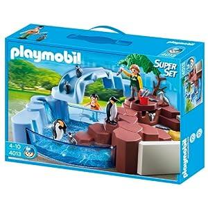 Playmobil Piscina Sharemedoc