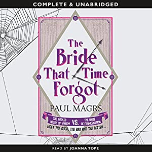 The Bride that Time Forgot Audiobook