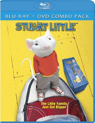 Blu-ray : Stuart Little (With DVD, , Dubbed, Dolby, AC-3)