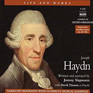 Joseph Haydn: His Life and Works Audiobook