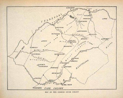 1901 世界地图