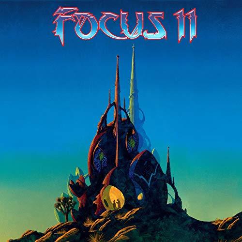 CD : Focus - Focus 11 (CD)