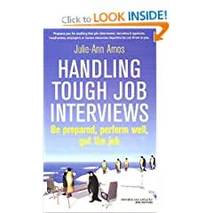 Image: Cover of Handling Tough Job Interviews