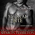 Mortal Bite: Golden Vampires of Tuscany, Book 2 Audiobook by Sharon Hamilton Narrated by J. D. Hart