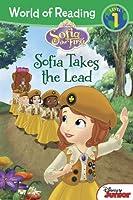 World of Reading: Sofia the First Sofia Takes the Lead: Level 1