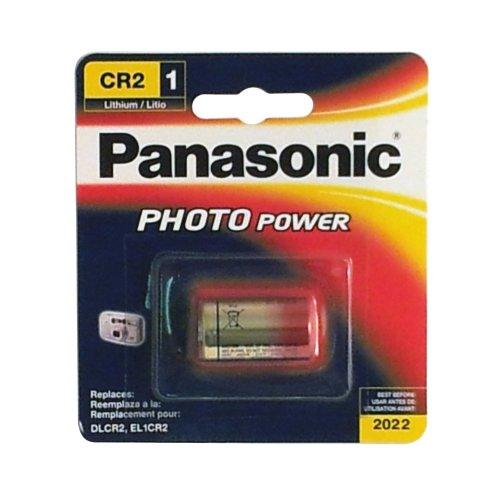 Panasonic Photo Lithium - CR-2PA 3 Volt Battery