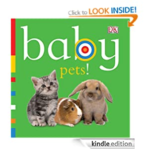 Baby pets chunky baby ebook dk kindle store for Amazon com pillow pets