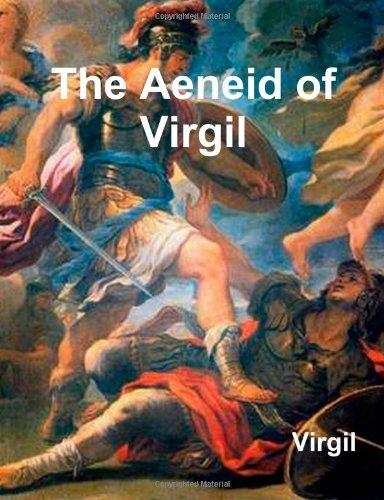 An analysis of aeneas journey in aeneid by virgil