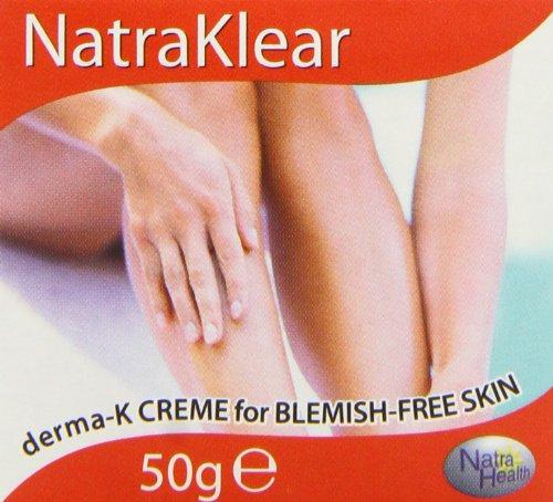 Natrahealth Natraklear 50g Derma-K Creme