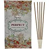 Rocket Bamboo Perfect Incense Sticks (150 G, Brown)