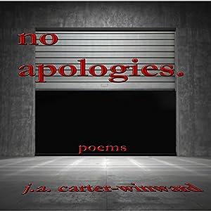 No Apologies Audiobook