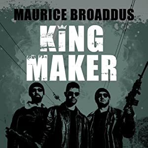King Maker: Knights of Breton Court, Book 1 | [Maurice Broaddus]