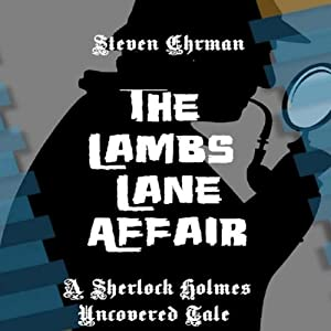 The Lambs Lane Affair Audiobook