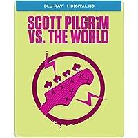 Scott Pilgrim vs. The World Limited Edition Steelbook (Blu-ray + Digital Copy + UltraViolet)