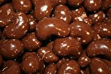 DARK CHOCOLATE CASHEWS-3LBS!!!
