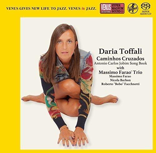 SACD : DARIA TOFFALI - Antonio Carlos Jobim Song Book (Japan - Import)