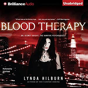 Blood Therapy: Kismet Knight, Vampire Psychologist, Book 2 | [Lynda Hilburn]