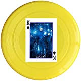 Greenday DIY Yellow, One Size : Greenday See Me 2 Card High Quality Plastic Ultimate Disc Yellow