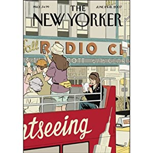 The New Yorker (June 11 & 18, 2007): Part 2 | [Roger Angell, Charles D'Ambrosio, Dave Eggers, D. T. Max, John Seabrook, Peter Schjeldahl]