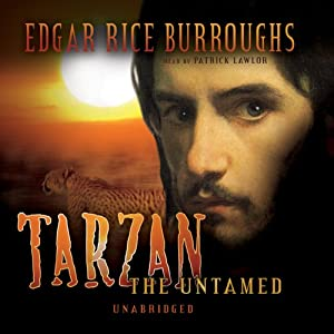 Tarzan the Untamed Audiobook