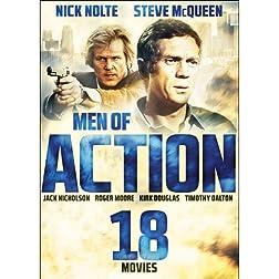 18-Film Men of Action
