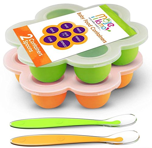 Best trays for freezing baby food