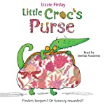 Little Croc's Purse | Lizzie Finlay