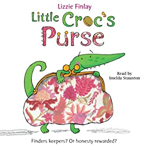 Little Croc's Purse Audiobook