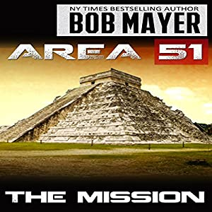 Area 51: the Mission Hörbuch