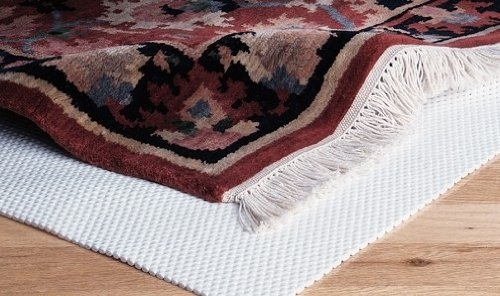 5' x 8' Area Rug Pad Underlay Non-Slip Mold and Mildew Resistant