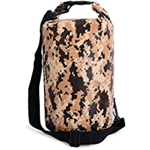 Heavy Duty Waterproof Camo Dry Bag For For Boating Kayaking Fishing Rafting Swimming Floating And Camping