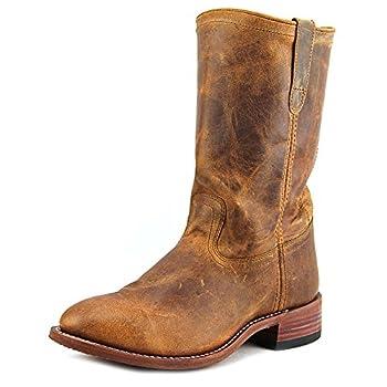 Dingo Men's Vintage Stewart Cowboy Boot Round Toe - Di5732