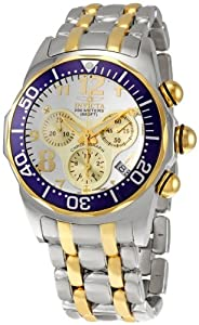 Invicta Lupah Collection Chronograph Mens Watch 3215