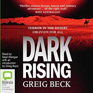 Dark Rising Audiobook