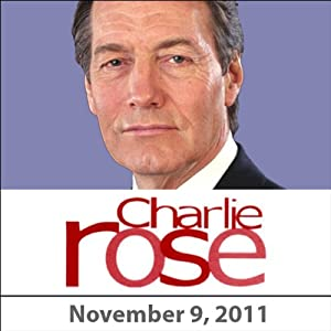 Charlie Rose: Robert A. Lutz and Elon Musk, November 9, 2011 Radio/TV Program