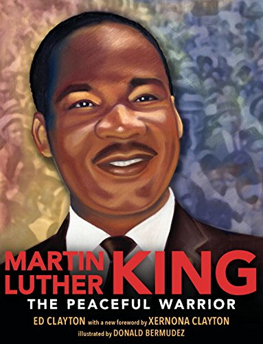 Book Cover: Martin Luther King: The Peaceful Warrior